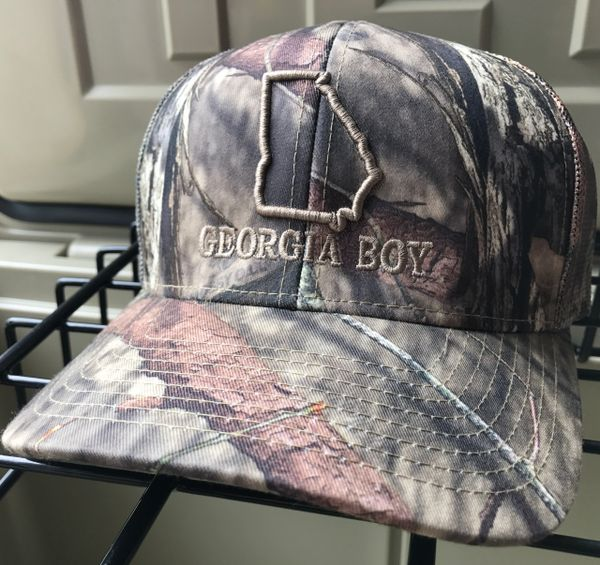 Mossy Oak Georgia Boy Camo