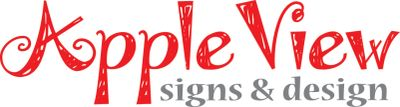 AppleView Signs and Design