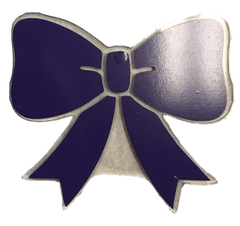 Cheer Bow Acrylic Blank