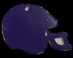 Football Helmet Acrylic Blank