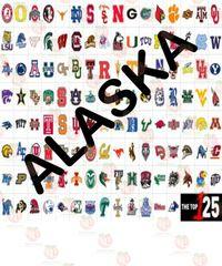 College Team colors Siser HTV or Oracal 651 packs ~ Alaska