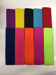 Popsicle sleeves 10 pack random colors