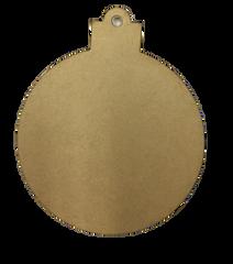 Christmas Ornament #5 Acrylic Blank