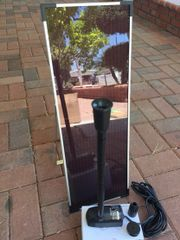 Solar Water Pump 10/20 Watt With Panels Combo