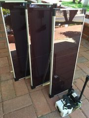Solar Water Pump 30/40/50 Watt with Panels, Submersible & Spray Heads Combos