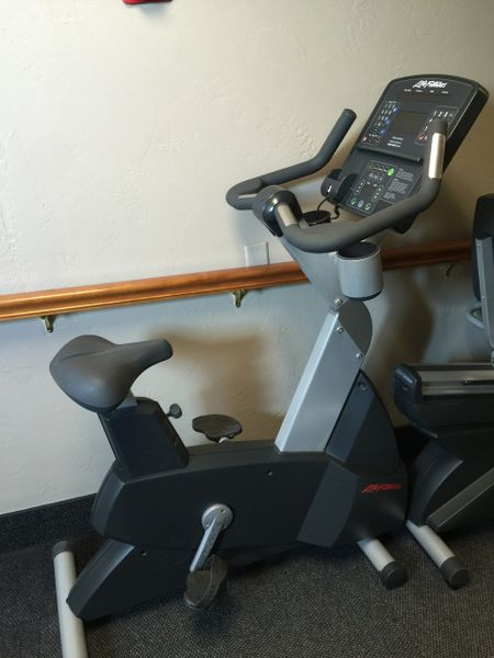LifeFitness LifeCycle Integrity Certified -Pre owned