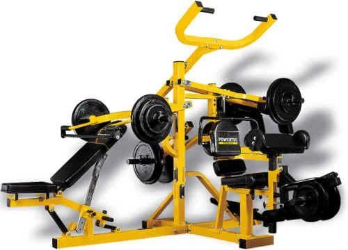 Powertet Multi gym New