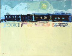 1901-03h Train Cars with Feelings mt19 | JK Thorsen