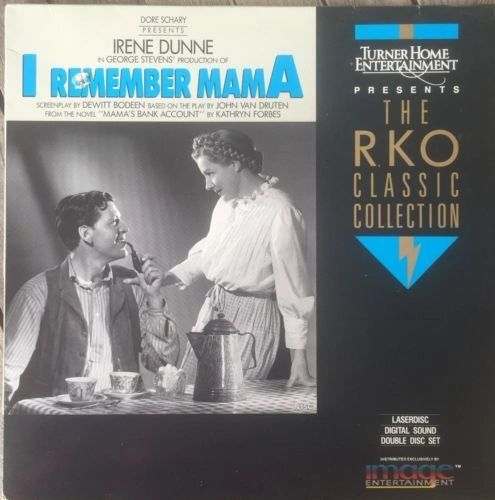 I Remember Mama starring Irene Dunne (2 Disc Set)