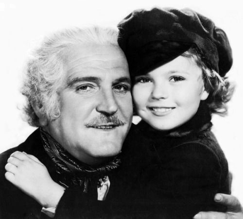Image result for shirley temple dimples frank morgan