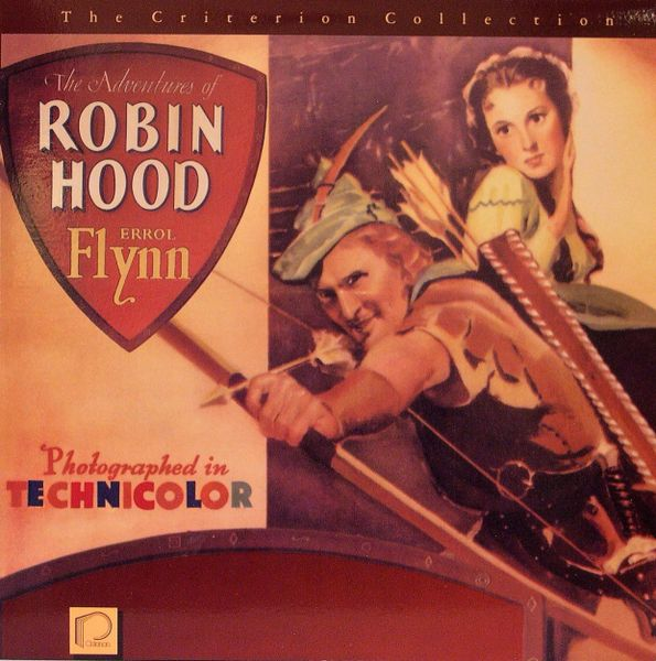 Robin Hood (Criterion CAV Deluxe Edition Laserdisc)