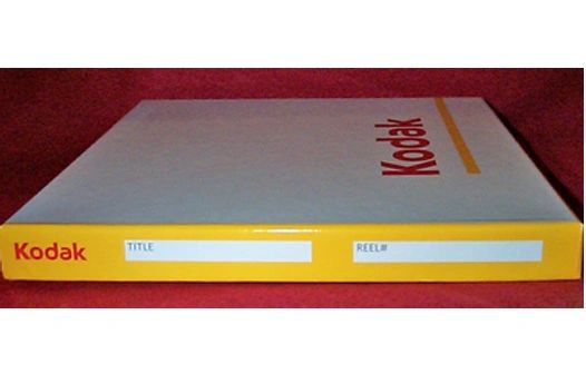 Kodak Motion Picture Storage / Film Trim Box