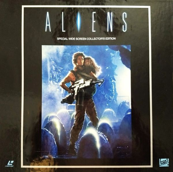 Aliens - Laserdisc Box Set