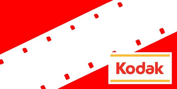 Kodak 'New Generation' White Acetate Movie Leader - 16mm Double Perf. 100ft.