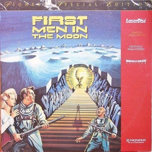First Men in the Moon (Pioneer Special Edition Laserdisc - Widescreen Pressing!)