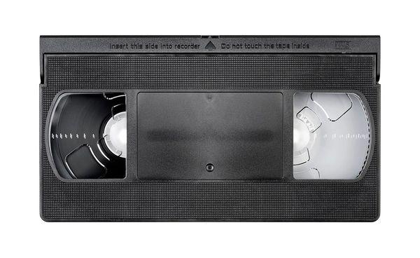 Scotch 3M Standard Grade VHS Video Tape (2-4-6 Hour)