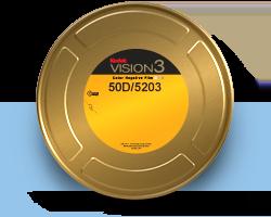 Kodak Vision3 50D Color Negative Film - 16mm 100 ft. roll