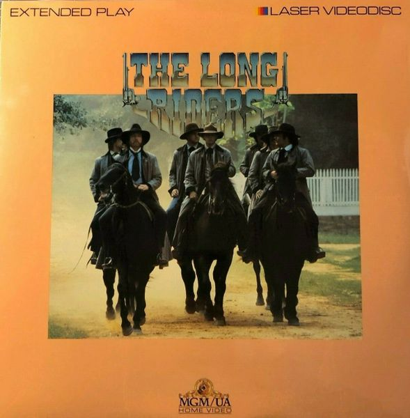 The Long Riders - Laserdisc
