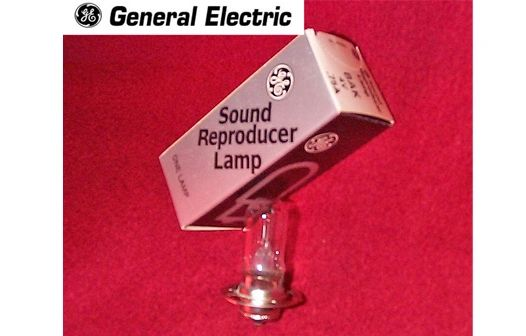 BAK 4 volt .75A Sound Reproducer Lamp