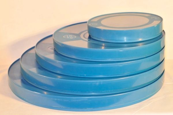 Tuscan 16mm Archival 800 ft. Plastic Film Can