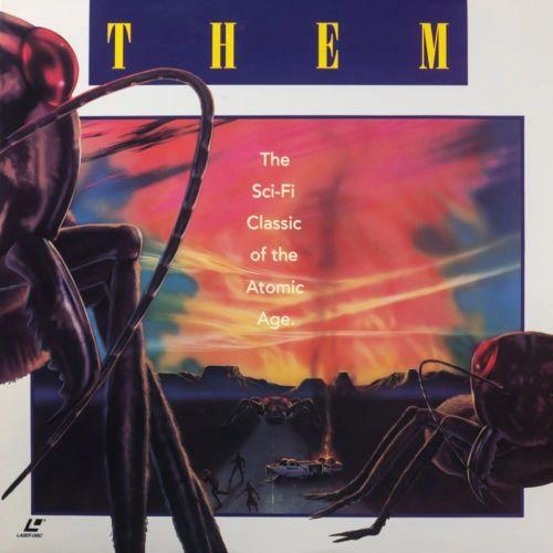 Them (Laserdisc - Digital Sound)