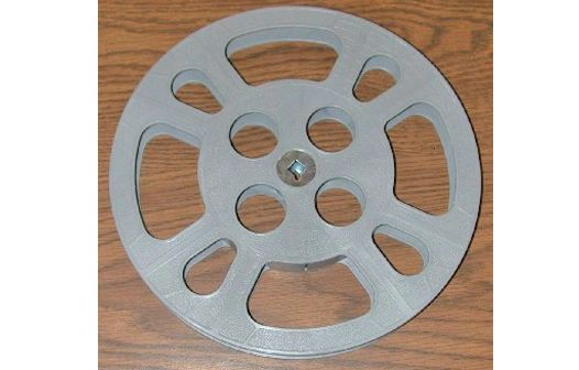 TayloReel 16mm 600 ft. Plastic Movie Reel