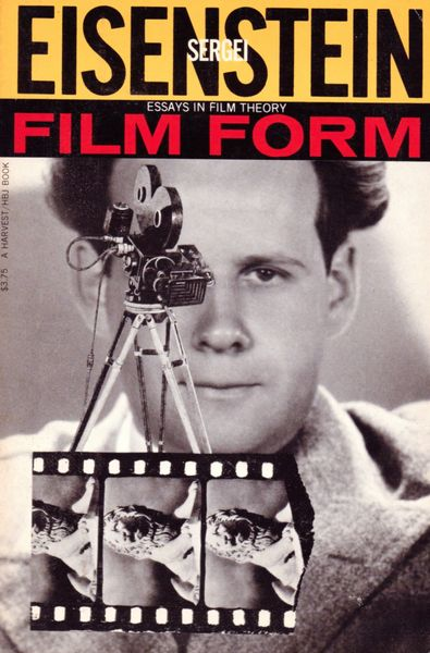 Eisenstein Film Form (Paperback)
