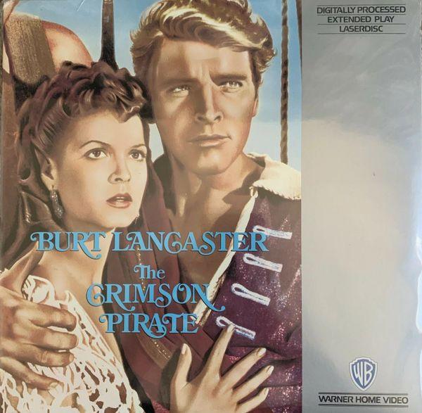 The Crimson Pirate starring Burt Lancaster