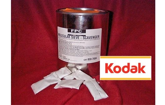Kodak Molecular Sieves - Film Archive Preservative (Six Packets)