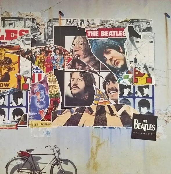 Beatles Anthology Box Set - Laserdisc