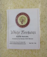 White Beeswax 2lb-Model-WB-2