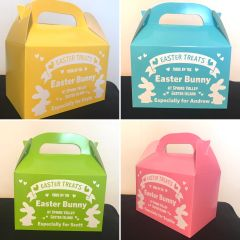 Personalised Easter Treat Box