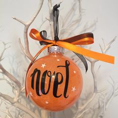 Noel Christmas Bauble