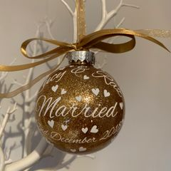 Married Bauble