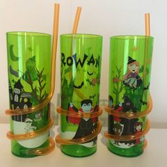 Personalised Halloween Tumbler
