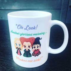 Personalised Hocus Pocus Inspired Mug