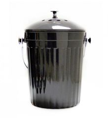 Molded Bamboo Kitchen Composter