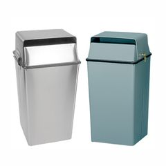 Traditional 36 Waste and Recycle Receptacle