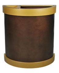 Arena Collection Half Round Receptacle