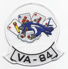US Navy Attack Squadron VA-84 patch