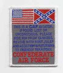 Confederate Air Force shoulder patch
