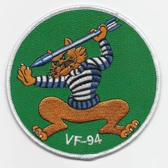 US Navy Fighter Squadron VF-94 patch