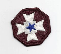 Medical Command Europe patch