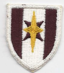 44th Medical Brigade patch