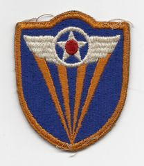 World War II 4th Army Air Corps patch