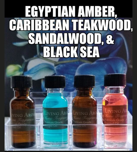 Manly Man Aroma Fragrance Oils