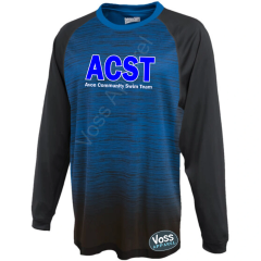 ACST - Pennant Gradient Long Sleeve