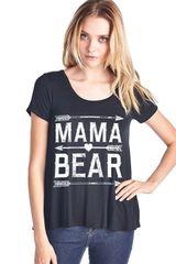 Mama Bear Super Soft Tee