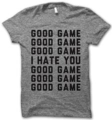 Good Game Tee - Tri-Blend