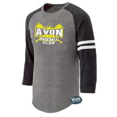 ABC Crossed Bats Design - Holloway Men's Fielder Shirt